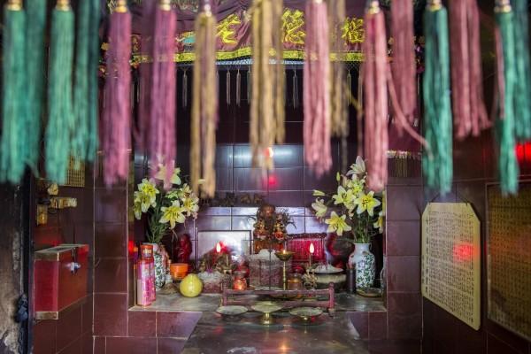 Earth God Temple