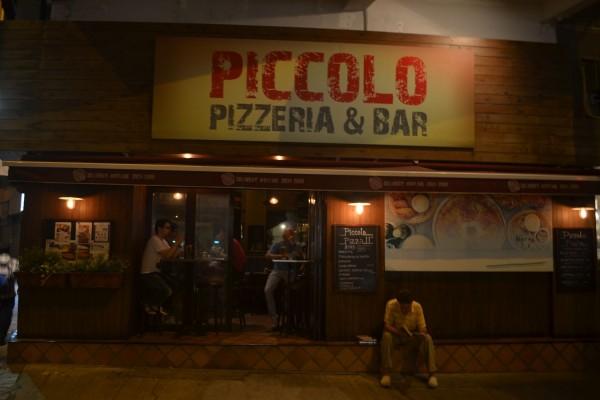 Piccolo Pizzeria & Bar (Italian)